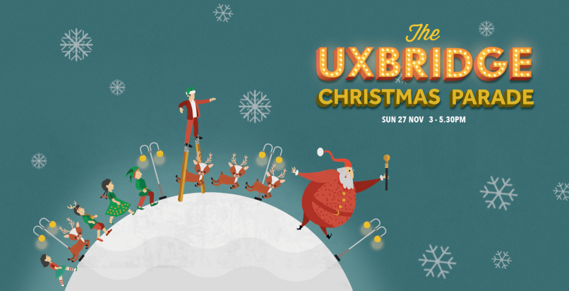Uxbridge Christmas Parade