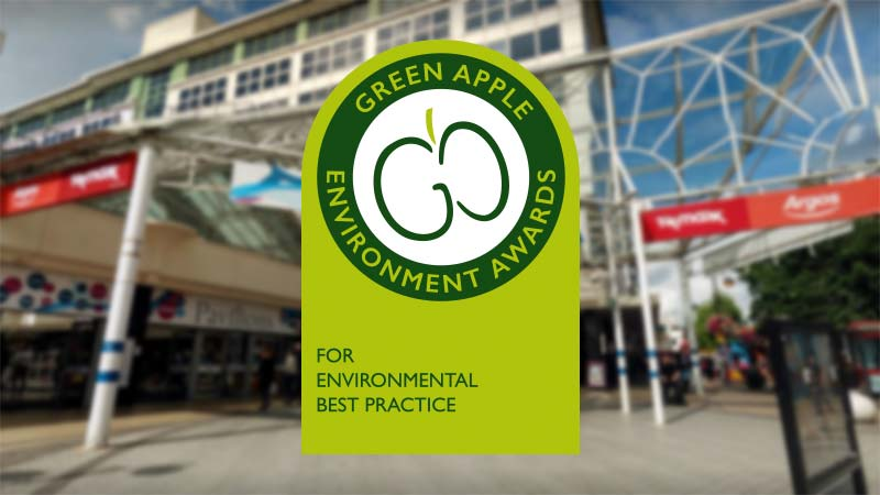 The Pavilions Wins Environmental Award