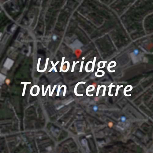 Uxbridge Town Centre