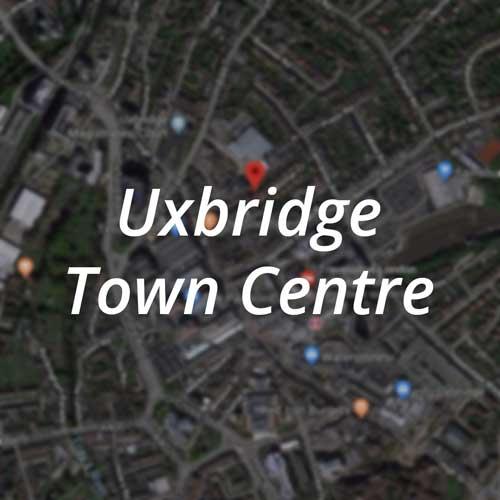 Uxbridge Town Centre