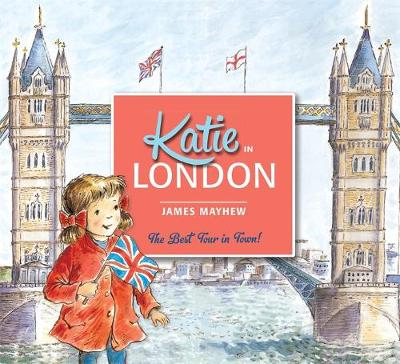 Katie in London - book cover