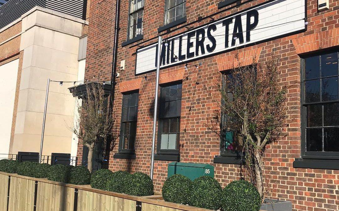 Millers Tap Uxbridge Exterior View