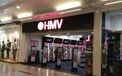 HMV Uxbridge RE-OPENS!